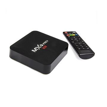 Picture of MXQ PRO 4K SMART SET TV BOX ANDROID 5.1 ΔΕΚΤΗΣ 1G/8G