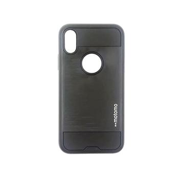 Θήκη Motomo για iPhone X - Χρώμα: Μαύρο