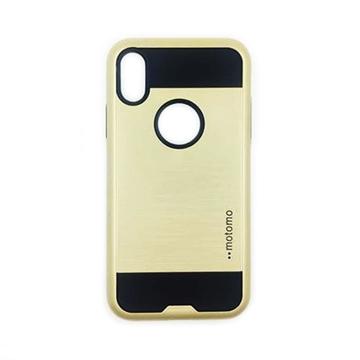 Θήκη Motomo για iPhone X - Χρώμα: Χρυσό