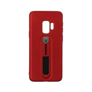 Θήκη Hybrid Armor με Air Cushion για Samsung Galaxy S9 (G960) - Χρώμα: Κόκκινο