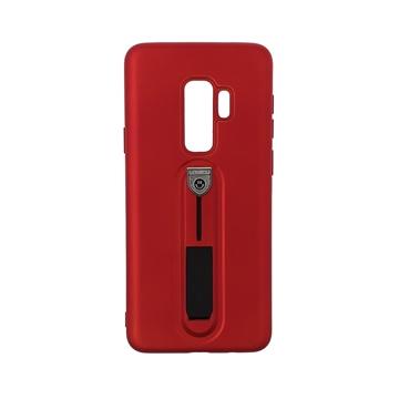 Θήκη Hybrid Armor με Air Cushion για Samsung Galaxy S9 Plus (G965F) - Χρώμα: Κόκκινο