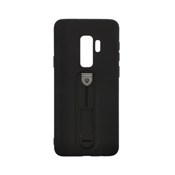 Hybrid Armor Case with Air Cushion for Samsung Galaxy S9 Plus (G965F) - Color : Black