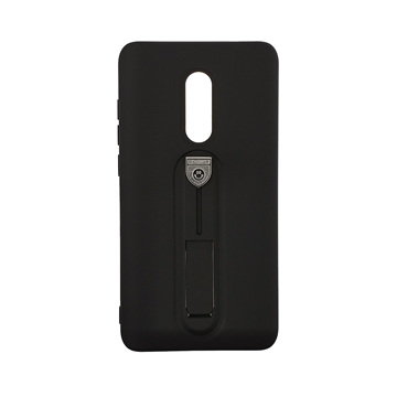 Hybrid Armor Case with Air Cushion for Xiaomi Note Redmi 4x - Color : Black
