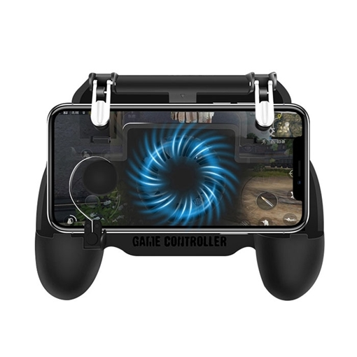 SP+ Mobile Game Controller με Υποστήριξη Κουμπιών Fire Trigger για PUBG Mobile Gaming