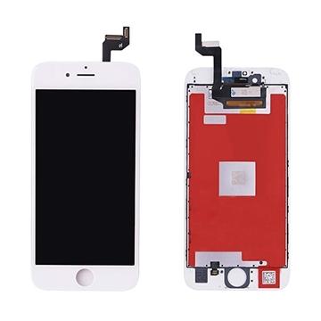 Οθόνη LCD και Αισθητήρας Αφής για Apple iPhone 6s - Χρώμα: Λευκό