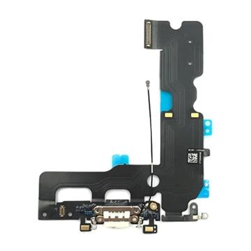Εικόνα της Καλωδιοταινία Φόρτισης / Charging Flex για iPhone 7 Plus - Χρώμα: Λευκό