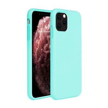 Θήκη Πλάτης Σιλικόνης για Apple iPhone 11 Pro Max - Χρώμα: Τιρκουάζ