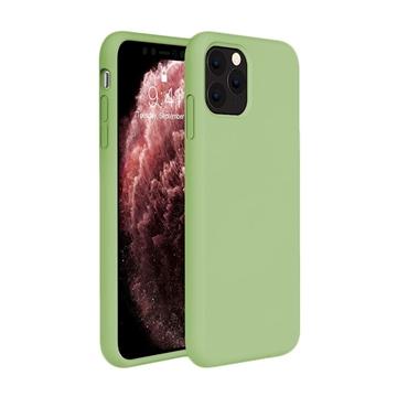 Θήκη Πλάτης Σιλικόνης για Apple iPhone 11 Pro Max - Χρώμα: Πράσινο