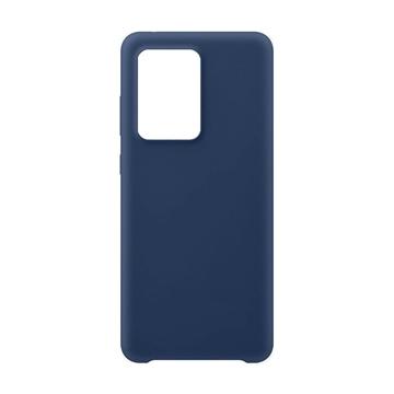 Εικόνα της Θήκη Πλάτης Σιλικόνης για Samsung G988F Galaxy S20 Ultra - Χρώμα: Μπλε