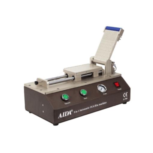AIDA A-765 3σε1 Αυτόματο Μηχάνημα Τοποθέτησης OCA Films / Automatic OCA Laminating Machine