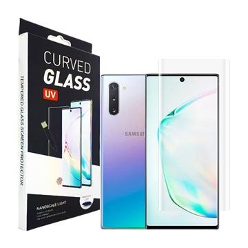 Εικόνα της Προστασία Οθόνης UV Nano Liquid Glue Tempered Glass για Xiaomi Mi Note 10